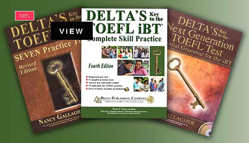 Delta Toefl Ibt Book Pdf